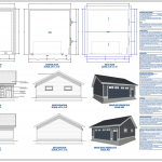 Drafting Services - New Garage